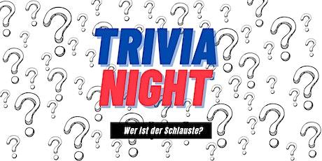 Quiz Night Stuttgart Tickets
