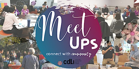 CDLI Meet Up: What role does civic engagement play in community building? tickets