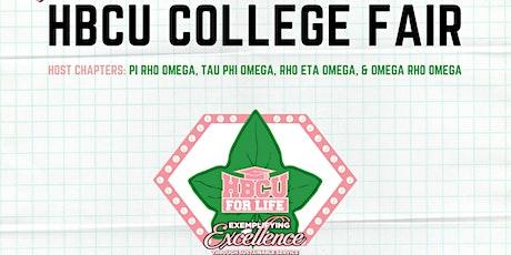 AKA Joint HBCU College Fair tickets