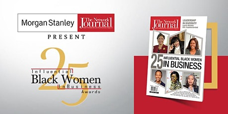 25 Influential Black Women In Business Awards tickets
