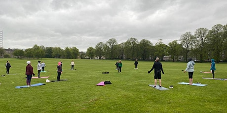 Yoga with ParkLives tickets
