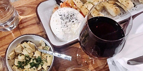 Slow Wine and Dine at Attimo Wine tickets