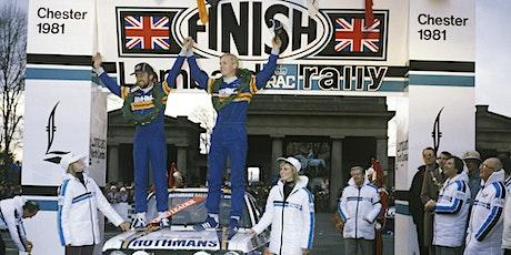 An evening with David Richards CBE & Ari Vatanen tickets