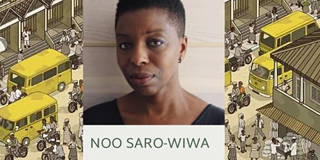 Black History Month event with Author Noo Saro-Wiwa tickets