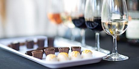 Chocolate & Wine Pairing tickets