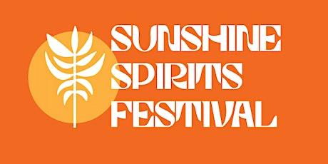 Sunshine Spirits Festival tickets