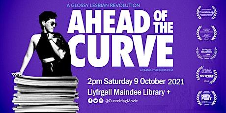 """Ahead of the Curve"" Film Screening + Zine Workshop tickets"