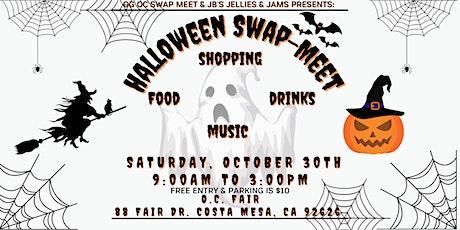 O.C. Fair Halloween Swap-Meet tickets