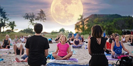 Full Moon Beach Yoga Delray Beach September tickets