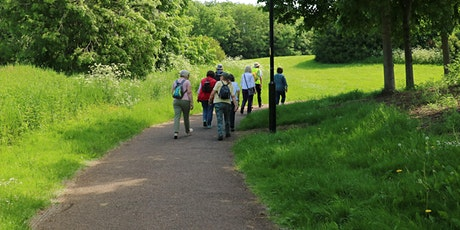 Group Walk - Green parks of northwest Leicester tickets