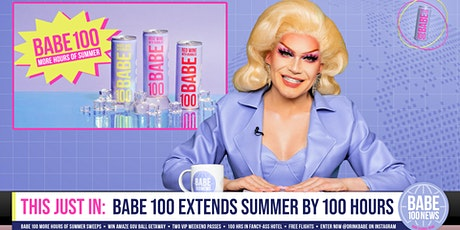 BABE Wine Brings 100 More Hours of Summer with Governor's Ball tickets