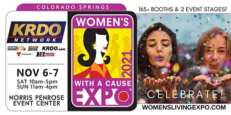 Colorado Springs Women's Expo With A Cause 2021 tickets