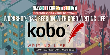 Workshop: Kobo Writing Life Q&A Session tickets