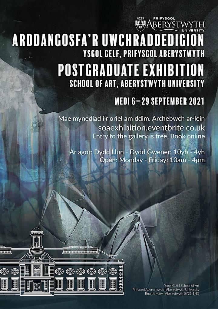 "Postgraduate Exhibition & ""Inconvenient Objects"" image"