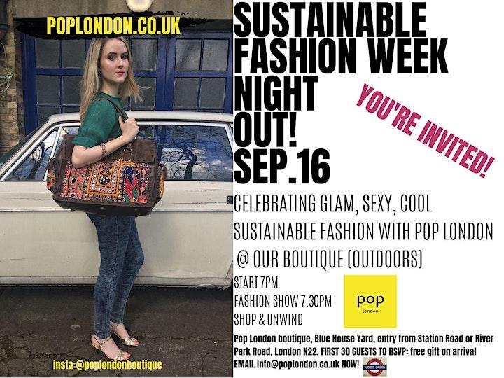 Sustainable Fashion Week Night Out image