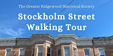 Stockholm Street Walking Tour tickets