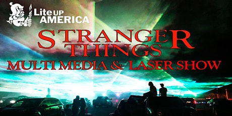 Stranger Things Multi Media & Laser Show Drive-In tickets