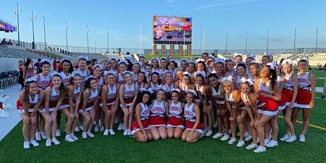 Tomball High School Cheer Clinic 2021 tickets