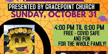 Trunk or Treat @ GracePoint 2021 tickets