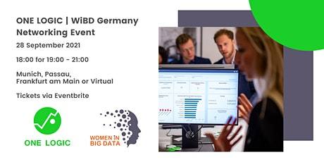 Women in Big Data event with the ONE LOGIC team - Frankfurt am Main office Tickets