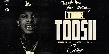 Toosii Live in Orlando tickets