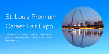 St. Louis Premium Career Fair Expo tickets