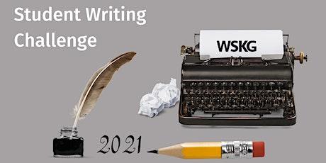 WSKG 2021 Student Writing Challenge Celebration tickets