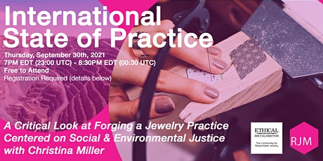 International State of Practice tickets