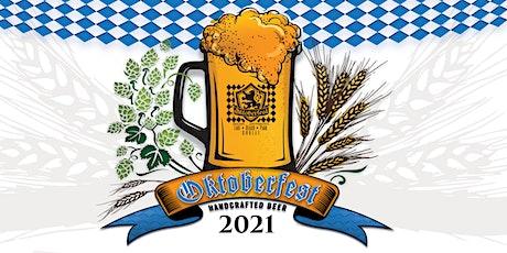 Lake Chalet Oktoberfest tickets