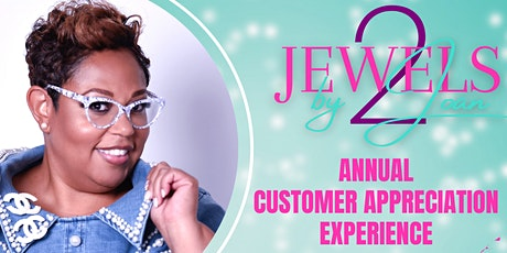 Jewels by Joan 2 Customer Appreciation Experience tickets