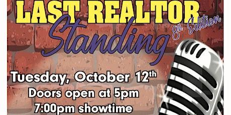 Last Realtor Standing 8th Edition tickets