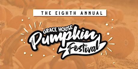 2021 Grace House Pumpkin Festival tickets