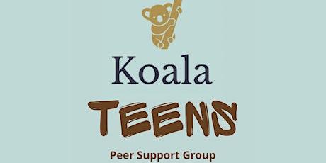 Koala Teens Peer Group tickets