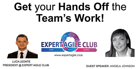 Get your Hands Off the Team's Work! tickets