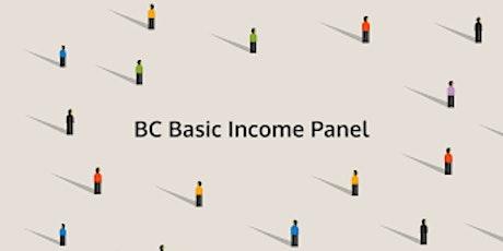BC Basic Income Study Presentation tickets