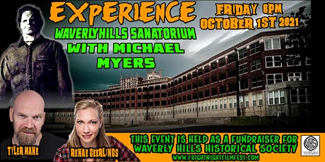 Fright Night presents:  Waverly HIlls Sanatorium Special Event Session 2 tickets
