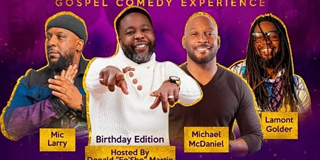 THE KING OF KINGZ GOSPEL COMEDY EXPERIENCE tickets
