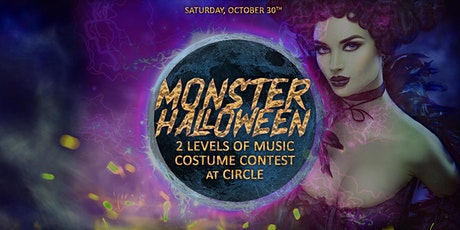 OC Monster Halloween Costume Party tickets