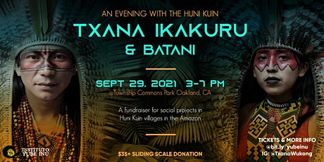 An evening with the Huni Kuin People tickets