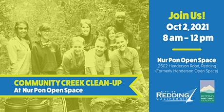 2021 Community Creek Clean-up tickets