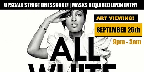 ALL WHITE PARTY ( december 25th ) @PHIRI tickets