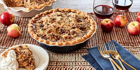 Deep-Dish Toffee Apple Pie Cooking Class tickets