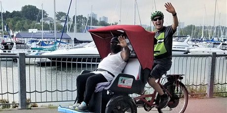 Cycling Without Age - Hamilton Launch tickets