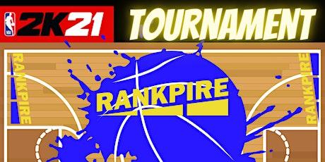 NBA 2K21 TOURNAMENT tickets