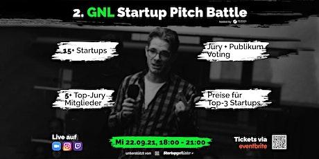 2. GNL Startup Pitch Battle Tickets
