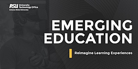 Emerging Education: Recording for Asynchronous Learning (Online) tickets