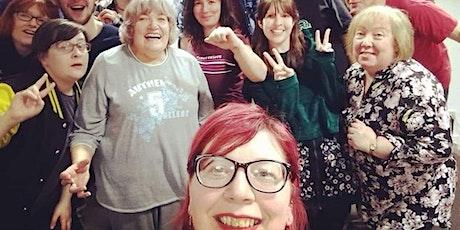 Improv Comedy drop in workshop tickets