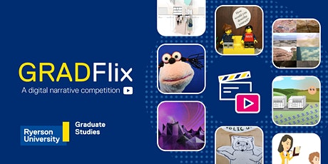 GRADFlix Information Session tickets