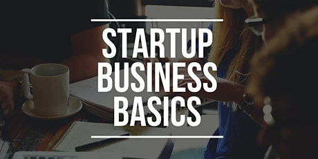 Startup Business Basics - Kitchener tickets