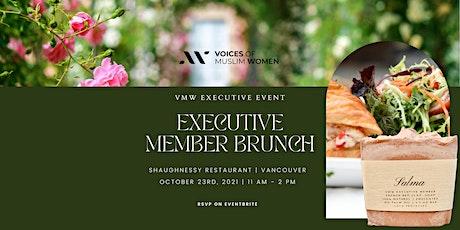 VMW Executive Member Brunch tickets